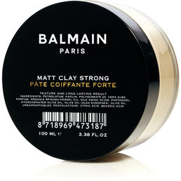 Balmain Paris Matt Clay Strong - mattavaha