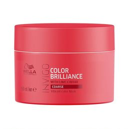 Wella Invigo Brilliance Mask Coarse - paksuille hiuksille