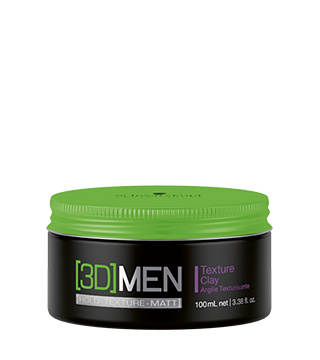 [3D]MEN - Texture Clay rakennevaha 100ml