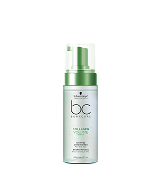 BC Bonacure  Collagen Volume Boost Whipped Conditioner -hoitovaahto