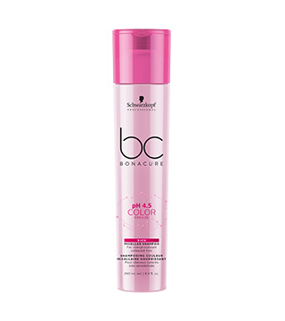 BC Bonacure Color Freeze Rich micellar-shampoo