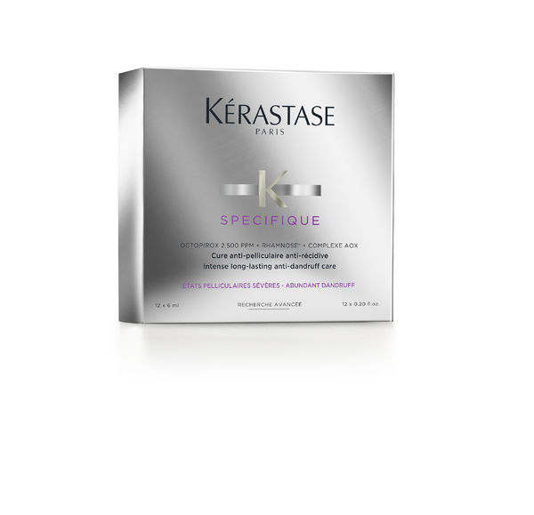 Kerastase Cure Anti-Pelliculaire tehohoito hilseeseen