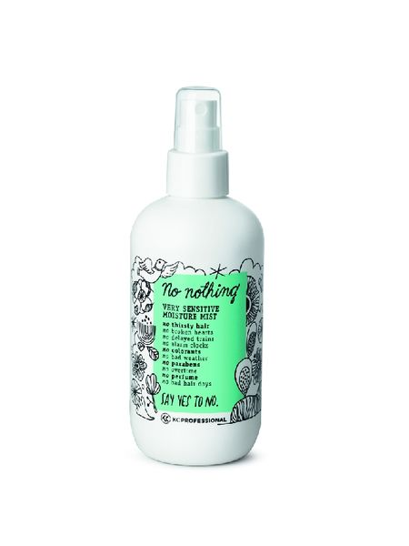 No nothing Very Sensitive Moisture Mist 250ml