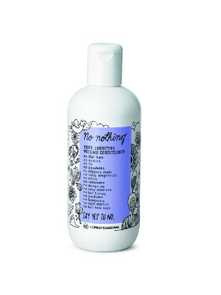 No nothing Very Sensitive Volume Conditioner 300ml