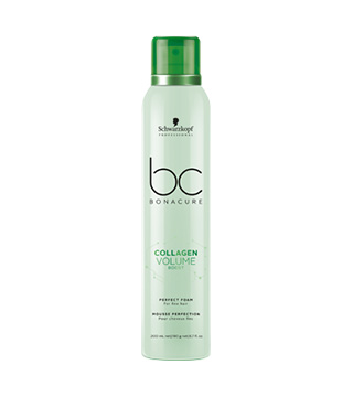 BC Bonacure Collagen Volume Boost Perfect Foam -hoitovaahto