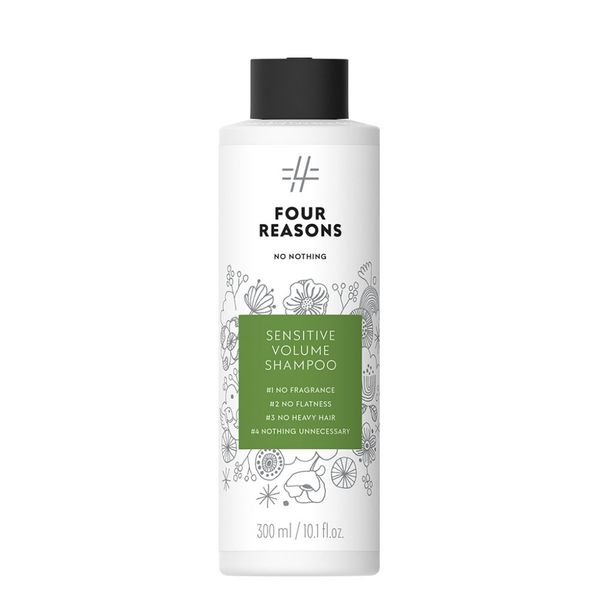 Four Reasons No nothing  Sensitive Volume Shampoo
