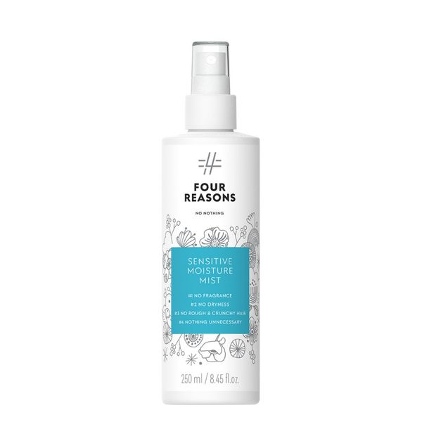 Four Reasons No nothing Sensitive Moisture Mist kosteuttava suihke