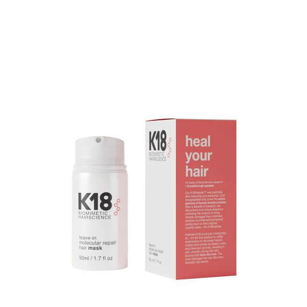 K18Hair Leave-in Molecular Repair Mask